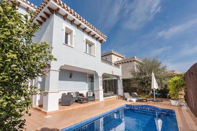 4 quarto Moradia para venda em Mar Menor Golf Resort com piscina - 279 000 € (Ref: 5874039)