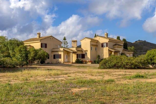 6 makuuhuone Maalaistalo myytävänä paikassa Los Belones mukana uima-altaan - 850 000 € (Ref: 5968284)
