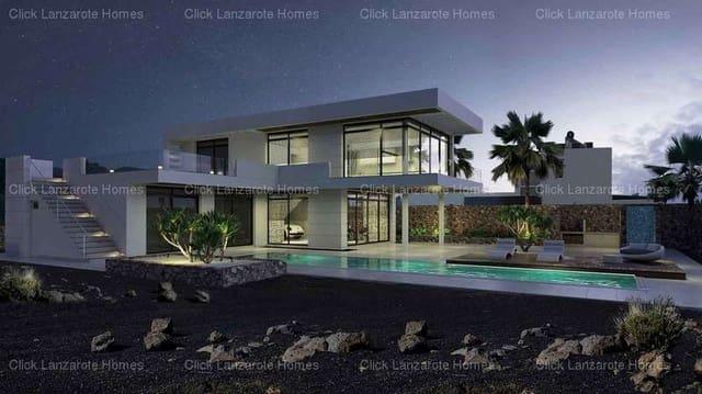 3 soverom Finca/Herregård til salgs i Puerto Calero med svømmebasseng garasje - € 960 000 (Ref: 5780929)