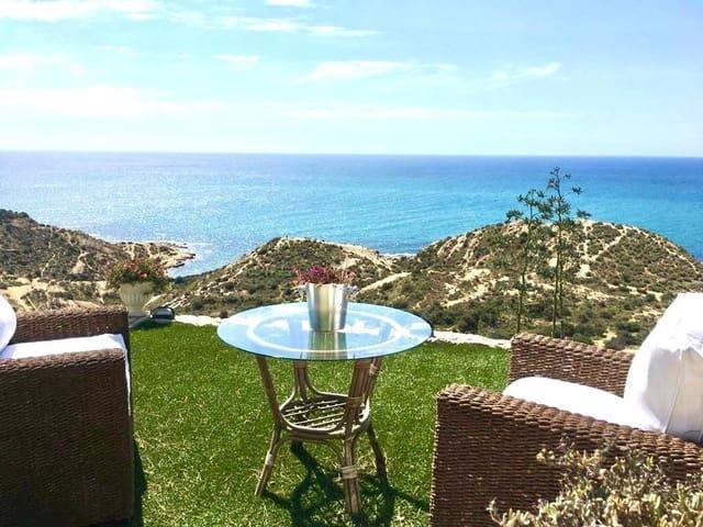 3 soveværelse Rækkehus til salg i Cabo de las Huertas med swimmingpool garage - € 690.000 (Ref: 6015940)