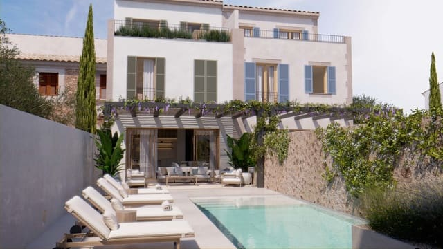 4 quarto Casa em Banda para venda em Santanyi - 1 200 000 € (Ref: 6275354)