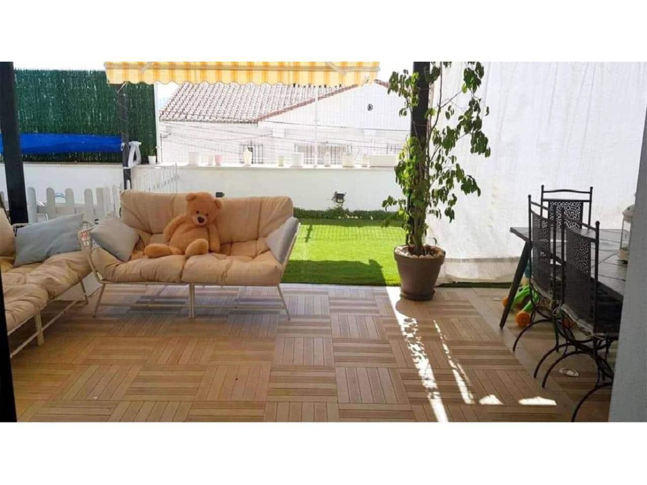 Chalet de 6 habitaciones en Campanillas en venta con piscina garaje - 412.000 € (Ref: 5929614)