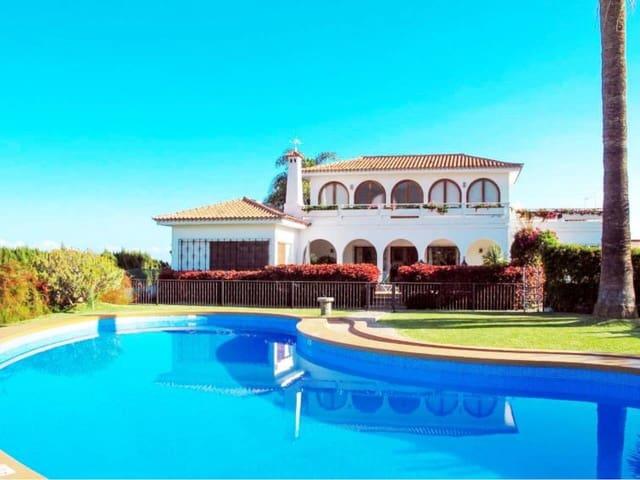 7 slaapkamer Villa voor vakantieverhuur in Puerto de la Cruz met zwembad - € 2.700 (Ref: 6333495)