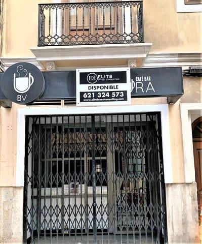 Erhverv til salg i Valencia by - € 265.000 (Ref: 6143652)