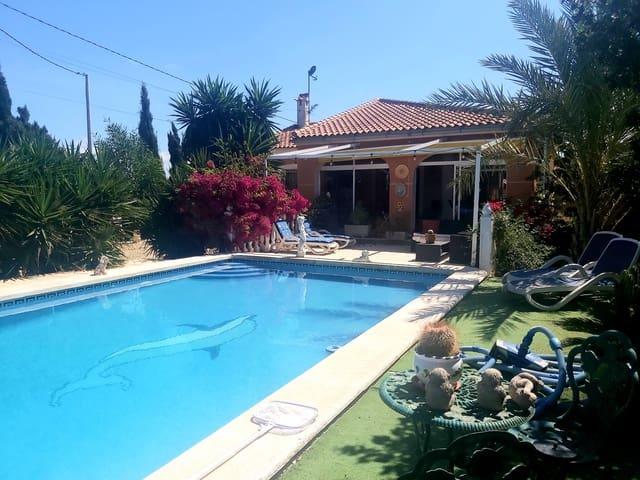 3 soveværelse Finca/Landehus til salg i Catral med swimmingpool garage - € 240.000 (Ref: 6122236)