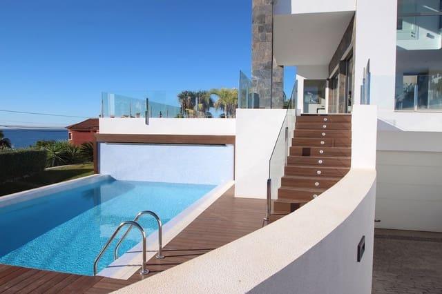 4 Zimmer Villa zu verkaufen in La Villajoyosa / Vila Joiosa mit Pool Garage - 1.185.000 € (Ref: 5759312)