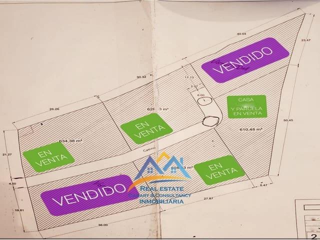 Mark till salu i El Salobre - 85 000 € (Ref: 5997720)