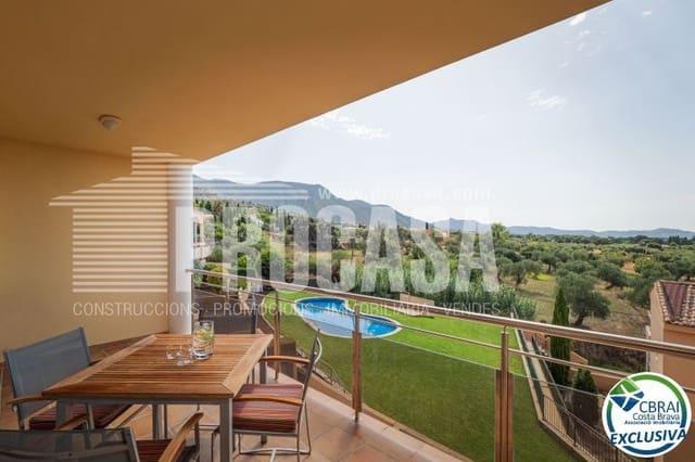 3 chambre Appartement à vendre à Palau-saverdera avec piscine garage - 299 000 € (Ref: 5797729)