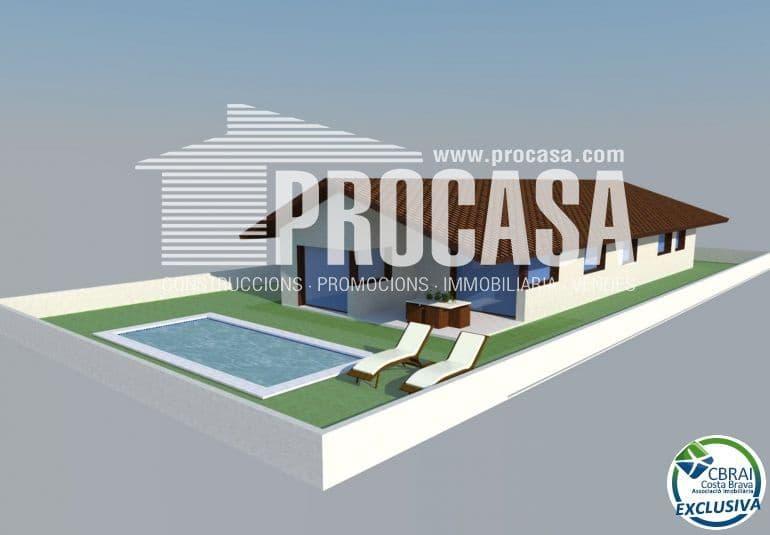 3 camera da letto Villa in vendita in Garriguella con garage - 345.000 € (Rif: 5798040)