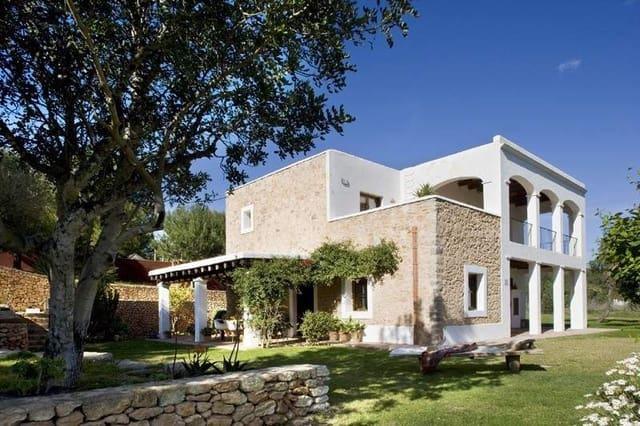 6 soveværelse Hotel til salg i San Jose / Sant Josep de Sa Talaia - € 3.500.000 (Ref: 5914773)