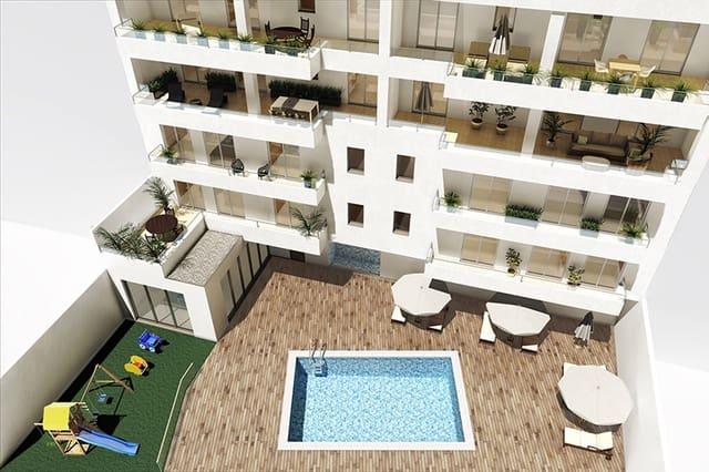 1 sovrum Lägenhet till salu i Valencia stad med pool - 134 500 € (Ref: 5842458)