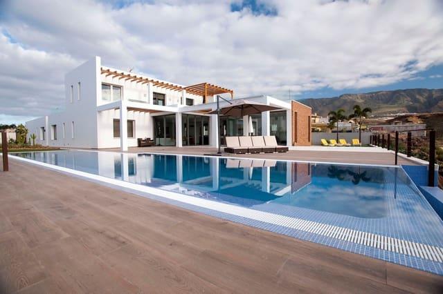 4 sovrum Villa till salu i La Caleta Adeje med pool garage - 2 940 000 € (Ref: 5869827)