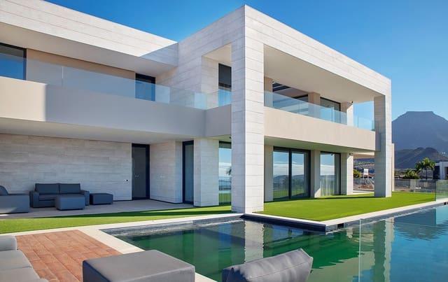 4 sovrum Villa till salu i La Caleta Adeje med pool garage - 6 000 000 € (Ref: 5874051)