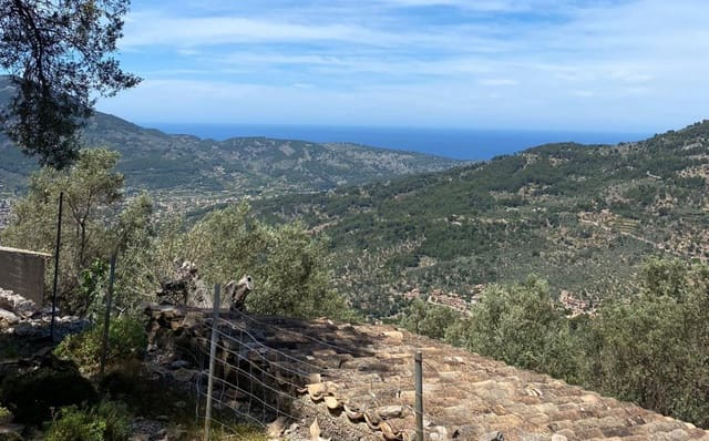 Undeveloped Land for sale in Fornalutx - € 299,000 (Ref: 5994190)
