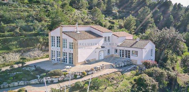 6 bedroom Villa for sale in Benimeli with pool - € 782,000 (Ref: 6257622)