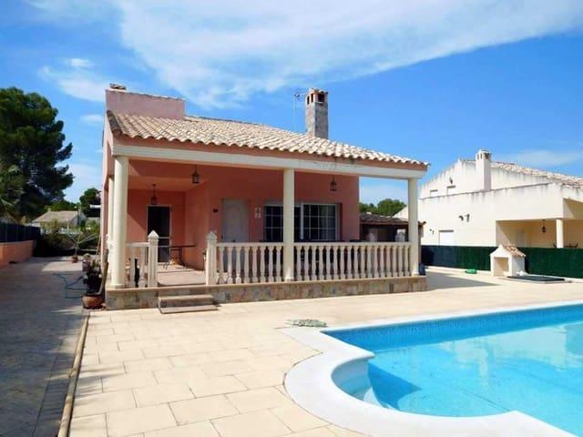 4 sypialnia Willa na sprzedaż w Calasparra z basenem - 149 950 € (Ref: 5942792)