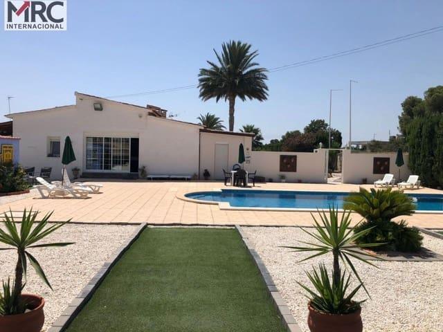 4 quarto Moradia para venda em Muchamiel / Mutxamel com piscina garagem - 375 000 € (Ref: 6011648)