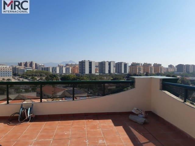 3 quarto Apartamento para venda em Alicante cidade com piscina garagem - 235 000 € (Ref: 6058251)