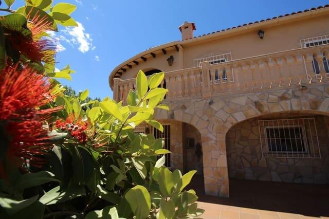 4 quarto Moradia para venda em Calpe / Calp com piscina garagem - 495 000 € (Ref: 6091666)
