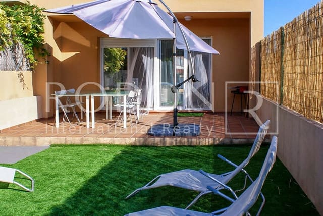 4 chambre Villa/Maison Semi-Mitoyenne à vendre à L'Ampolla - 191 000 € (Ref: 5968612)