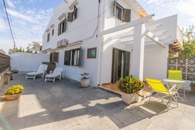 2 sovrum Radhus till salu i Puerto de Alcudia - 266 000 € (Ref: 5911565)