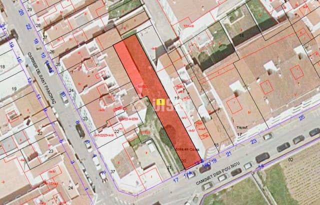 Terreno Não Urbanizado para venda em Alayor / Alaior - 110 000 € (Ref: 6084214)
