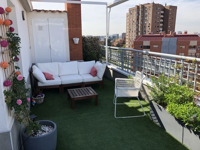 3 bedroom Penthouse for sale in Madrid city - € 600,000 (Ref: 5909599)
