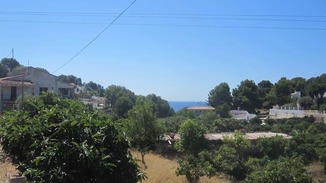Landgrundstück zu verkaufen in Benissa - 1.420.500 € (Ref: 5939087)