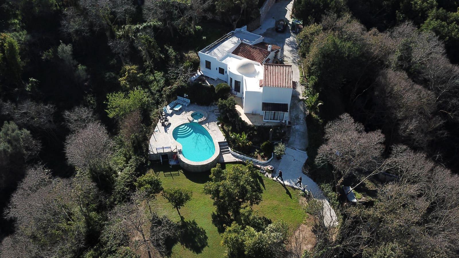 4 bedroom Finca/Country House for rent in Ojen - € 2,850 (Ref: 5931664)