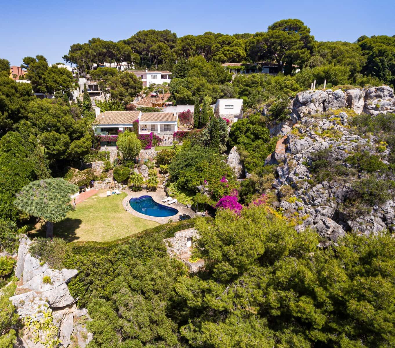 4 quarto Moradia para venda em La Herradura com piscina garagem - 1 950 000 € (Ref: 6125417)