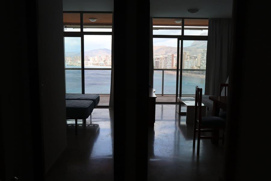 1 bedroom Beach Apartment for rent in Benidorm - € 649 (Ref: 6221613)