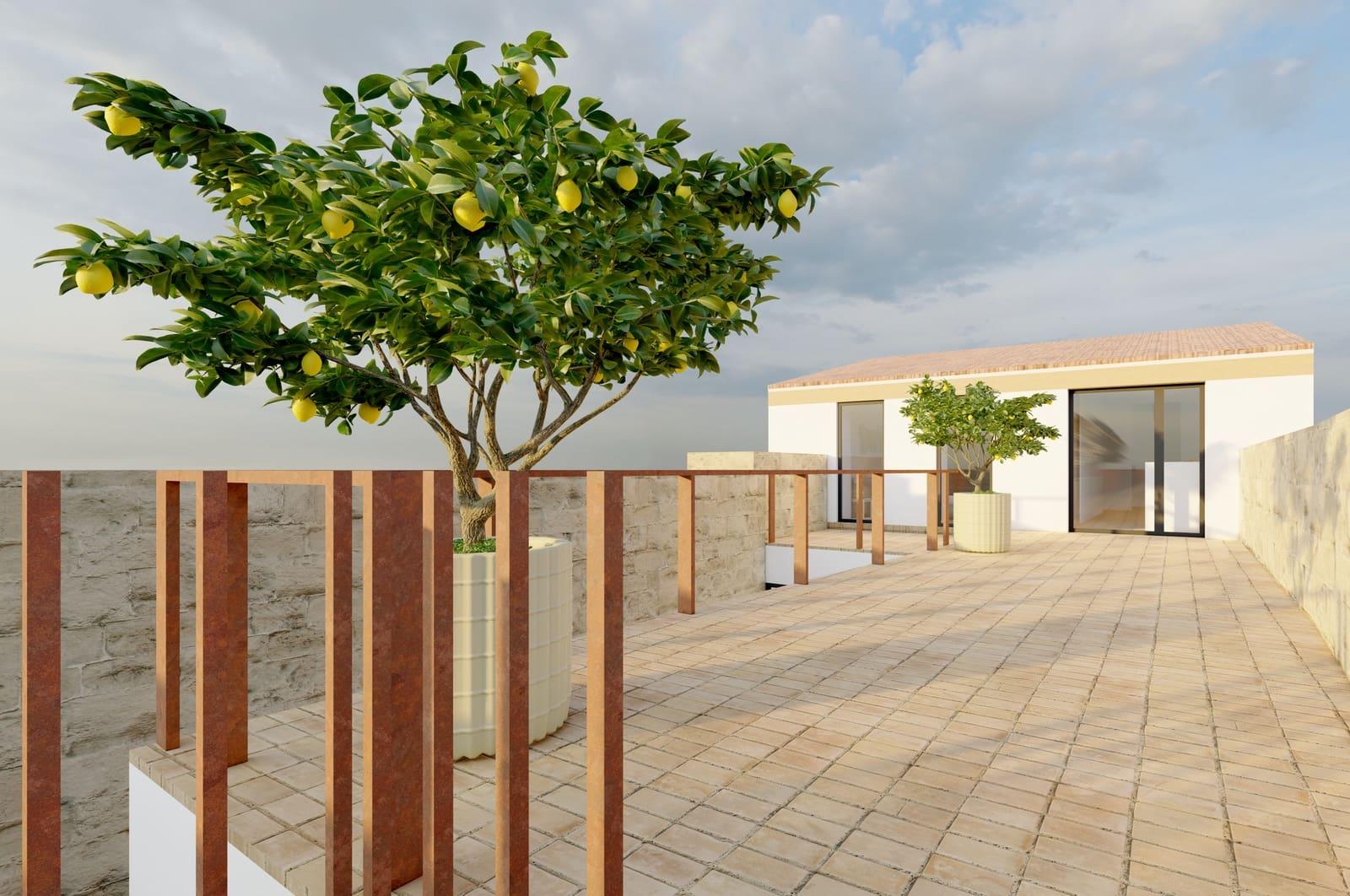 4 bedroom Townhouse for sale in Teulada - € 325,000 (Ref: 6000339)