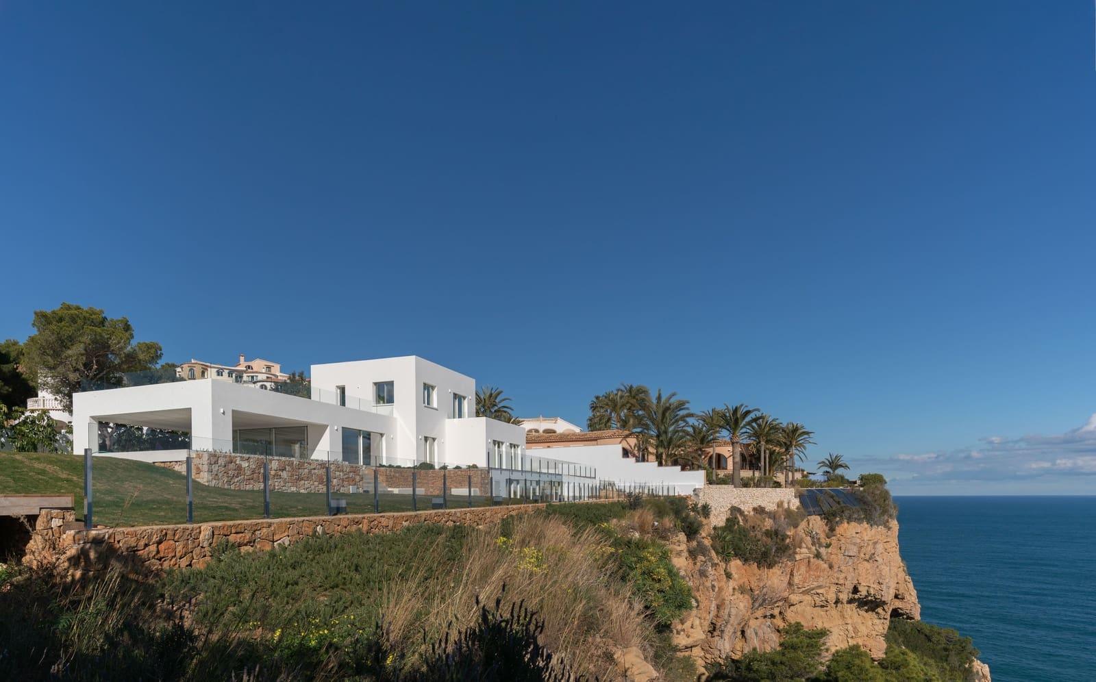 Chalet de 6 habitaciones en Javea / Xàbia en venta - 4.400.000 € (Ref: 6000345)