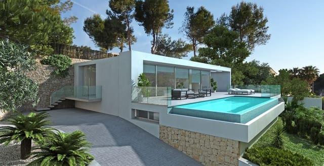 3 bedroom Villa for sale in Moraira - € 850,000 (Ref: 6003654)