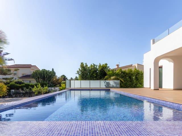 3 bedroom Villa for sale in Calpe / Calp - € 625,000 (Ref: 6003657)