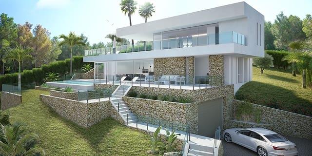 5 bedroom Villa for sale in Javea / Xabia - € 2,200,000 (Ref: 6003664)