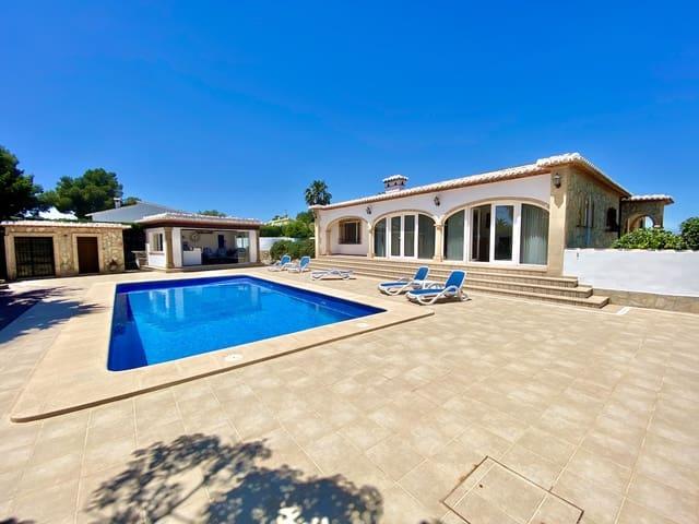 5 slaapkamer Villa te koop in Javea / Xabia - € 685.000 (Ref: 6094187)