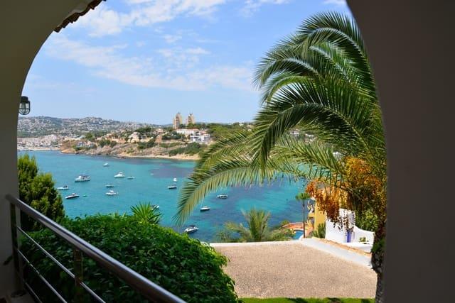 4 sypialnia Willa na sprzedaż w Moraira - 3 650 000 € (Ref: 6257172)