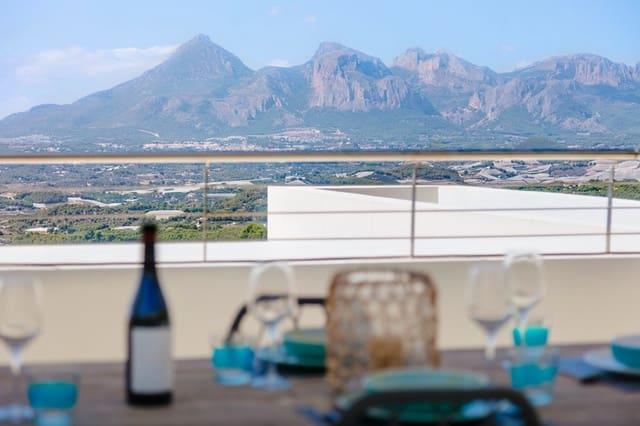 3 sypialnia Apartament na sprzedaż w Altea - 685 000 € (Ref: 6319039)