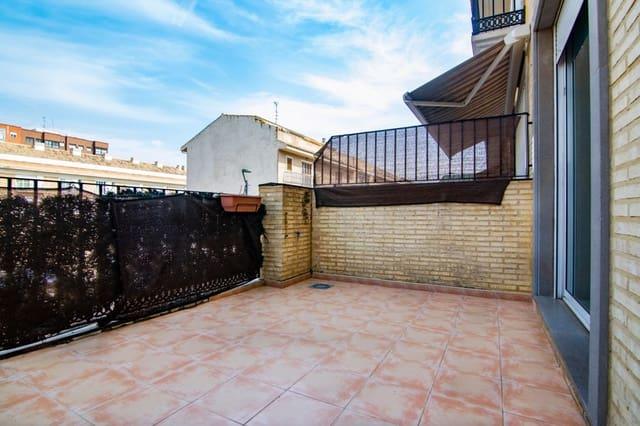 4 soveværelse Rækkehus til leje i Xirivella med garage - € 850 (Ref: 6045331)