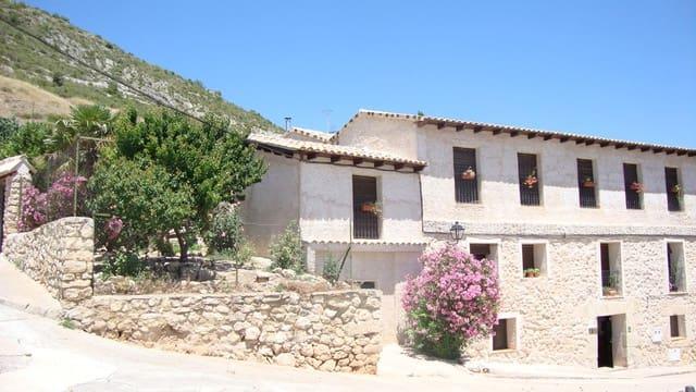 8 chambre Finca/Maison de Campagne à vendre à Armuna de Tajuna avec piscine - 365 000 € (Ref: 5945107)