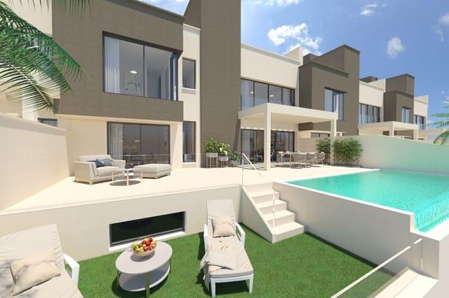 3 quarto Moradia Geminada para venda em Las Chafiras (San Miguel) com piscina garagem - 520 000 € (Ref: 6056625)