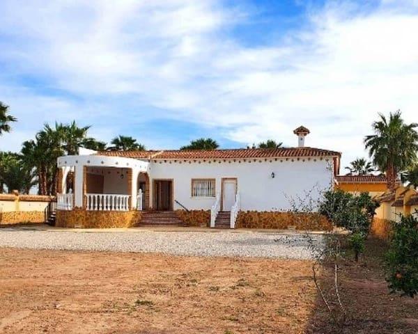 5 soveværelse Villa til leje i Catral - € 1.250 (Ref: 5964779)