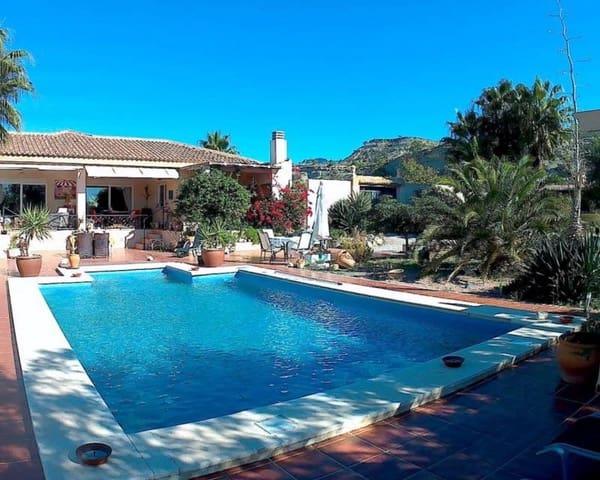 6 Zimmer Pension zu verkaufen in Jijona / Xixona mit Pool - 849.000 € (Ref: 6209273)