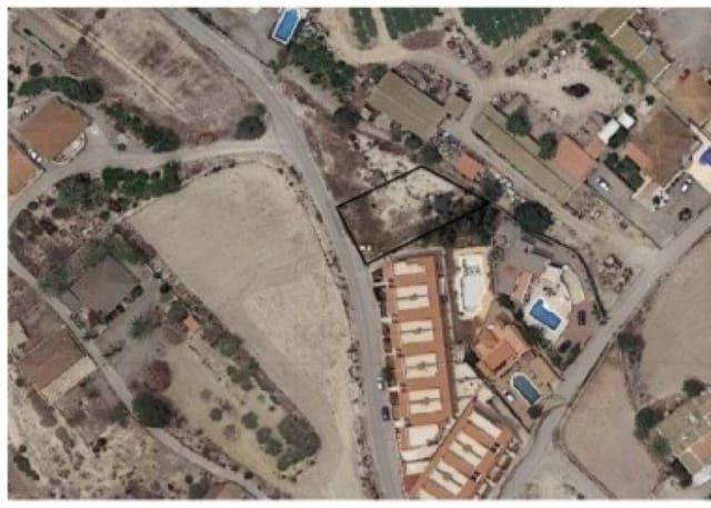Area Edificabile in vendita in Cuevas del Almanzora - 36.000 € (Rif: 6315995)