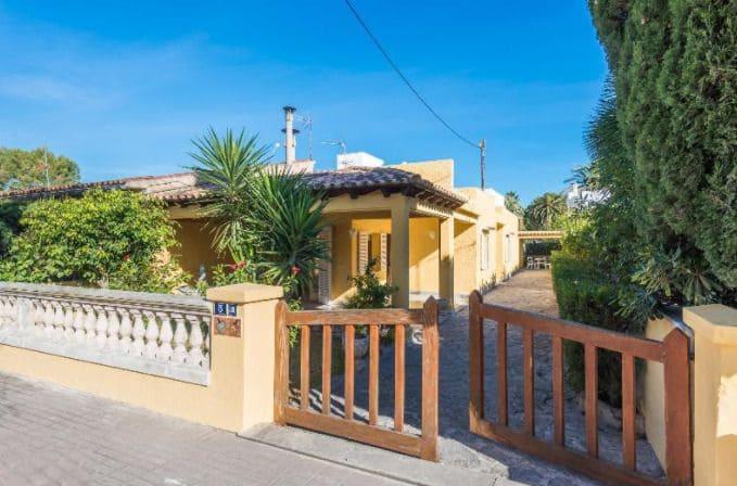 4 soveværelse Bungalow til salg i Alcudia - € 545.000 (Ref: 6206543)