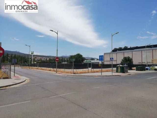 Byggegrund til leje i La Zubia - € 12.950 (Ref: 6185809)