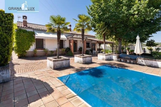 4 sovrum Finca/Hus på landet till salu i Pulianas med pool garage - 375 000 € (Ref: 6024300)