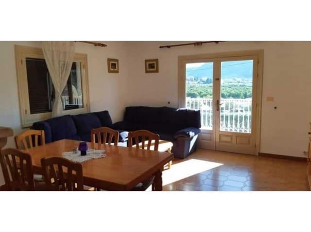 3 sypialnia Mieszkanie do wynajęcia w La Xara - 525 € (Ref: 6012569)