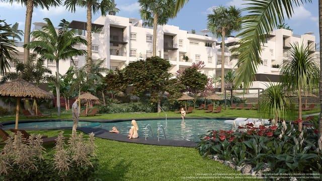 3 sovrum Takvåning till salu i Punta Prima med pool garage - 370 000 € (Ref: 6034293)